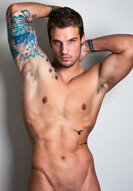 sexy guys tattoo