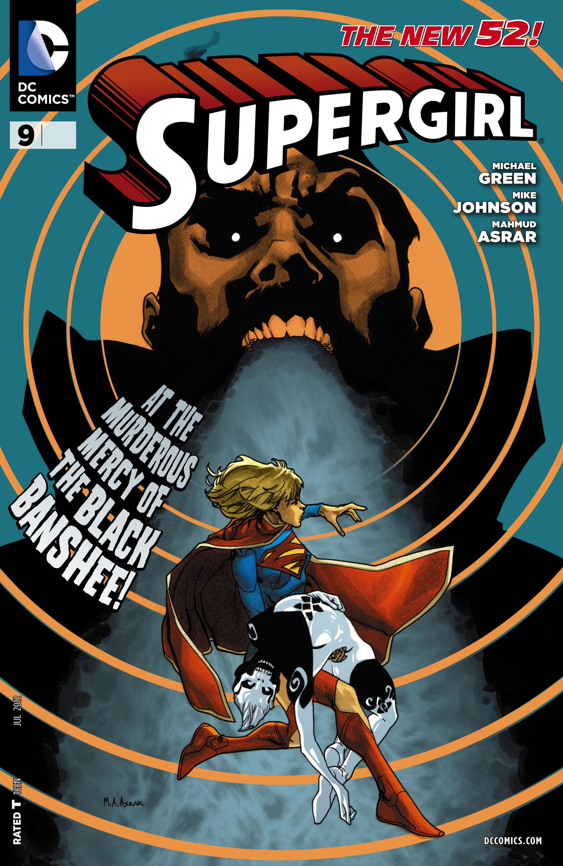 Supergirl (2011) Issue #9 #11 - English 1