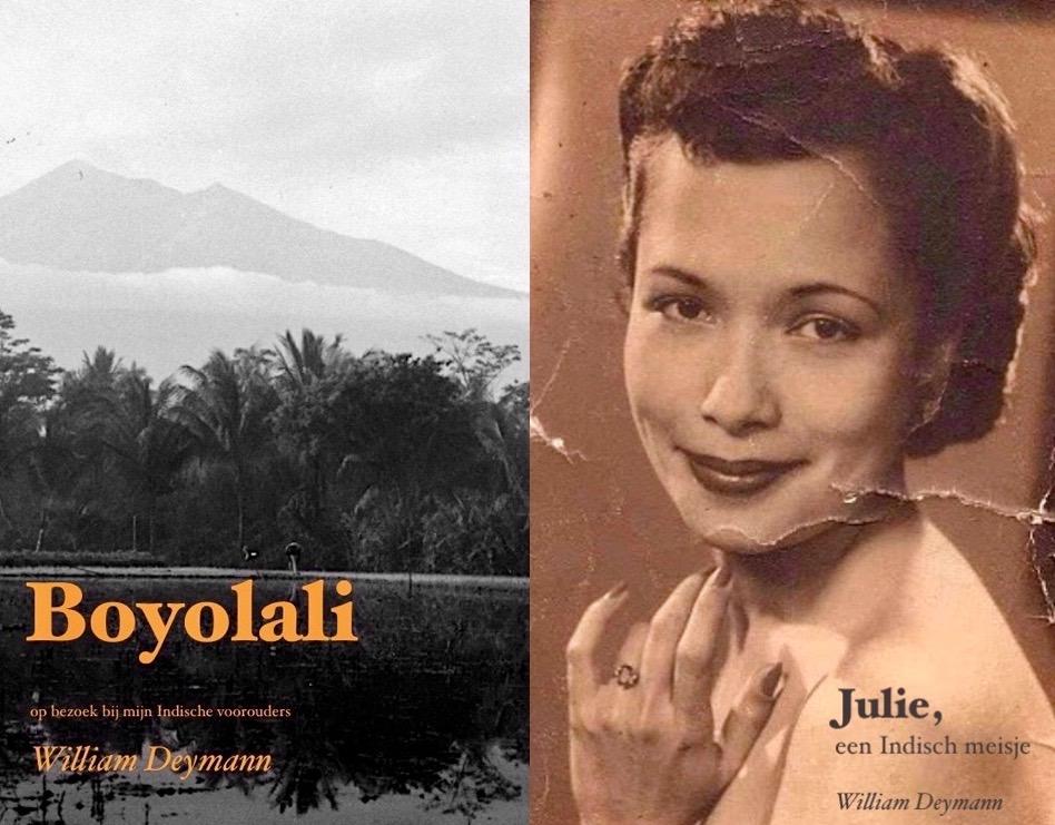 Boyolali en Julie, een Indisch meisje eind 2017 of  begin 2018