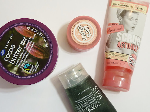 Lucy's Bath Must Haves (Guest Post)
