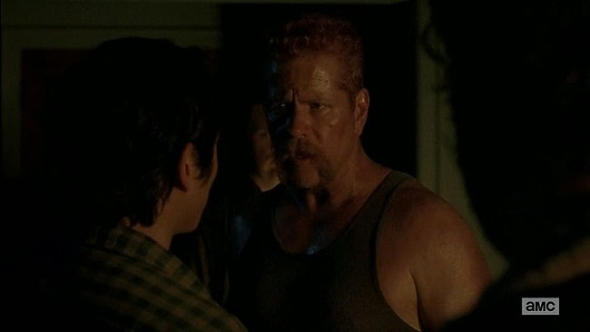 The Walking Dead - Capitulo 03 - Temporada 5 - Español Latino - Online - 5x03: Four Walls And A Roof