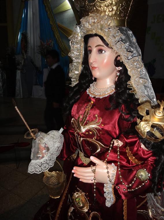 Santisima Virgen María, Nuestra Señora de Chapi