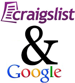 Craigslist and Google