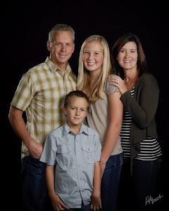 Martin Family 2012