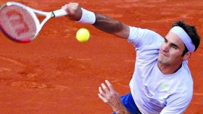Roger Federer vs. Giles Simon