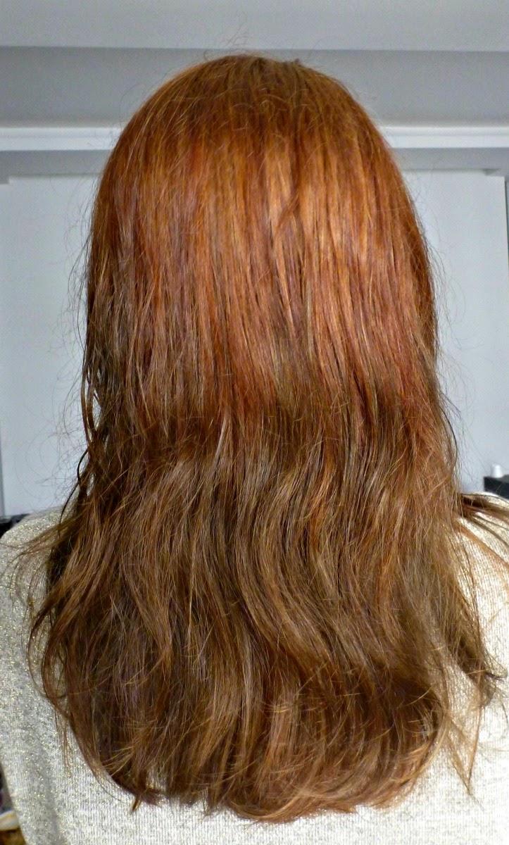 Wizyta u fryzjera: nowa długość, nowy kolor