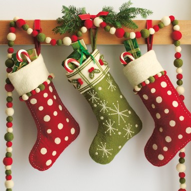 Karina's Daily Thought's: What To put in Christmas Stocking's