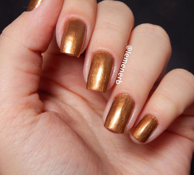 esmalte bronze