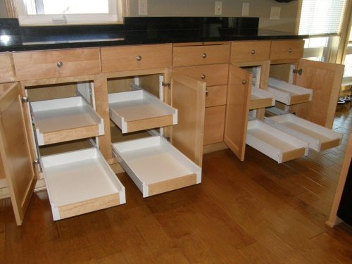 Where Ever You Install Your Kitchen Pull Outs, They Are Guaranteed To  Deliver A More Efficient Kitchen, All Without Major Remodeling.