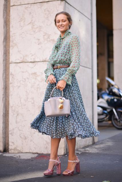 Cool Chic Style Fashion : Daria Shapovalova Instagram@daria_shapovalova