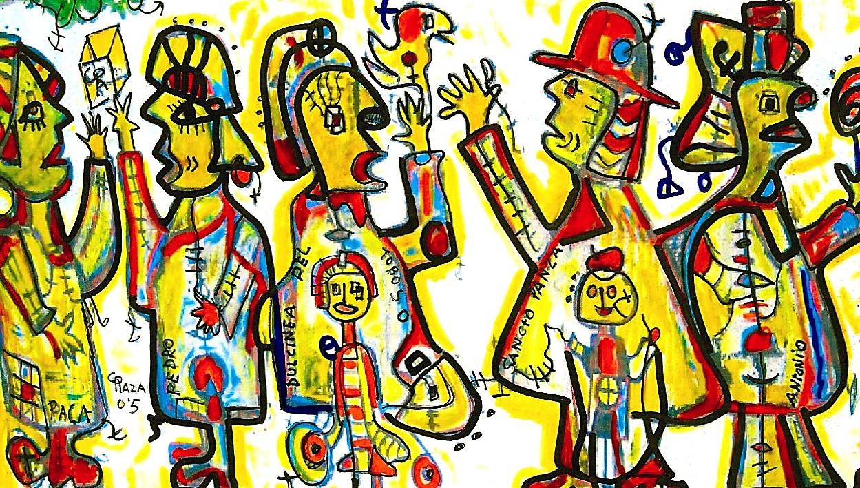 beroemde spaanse kunstenaars