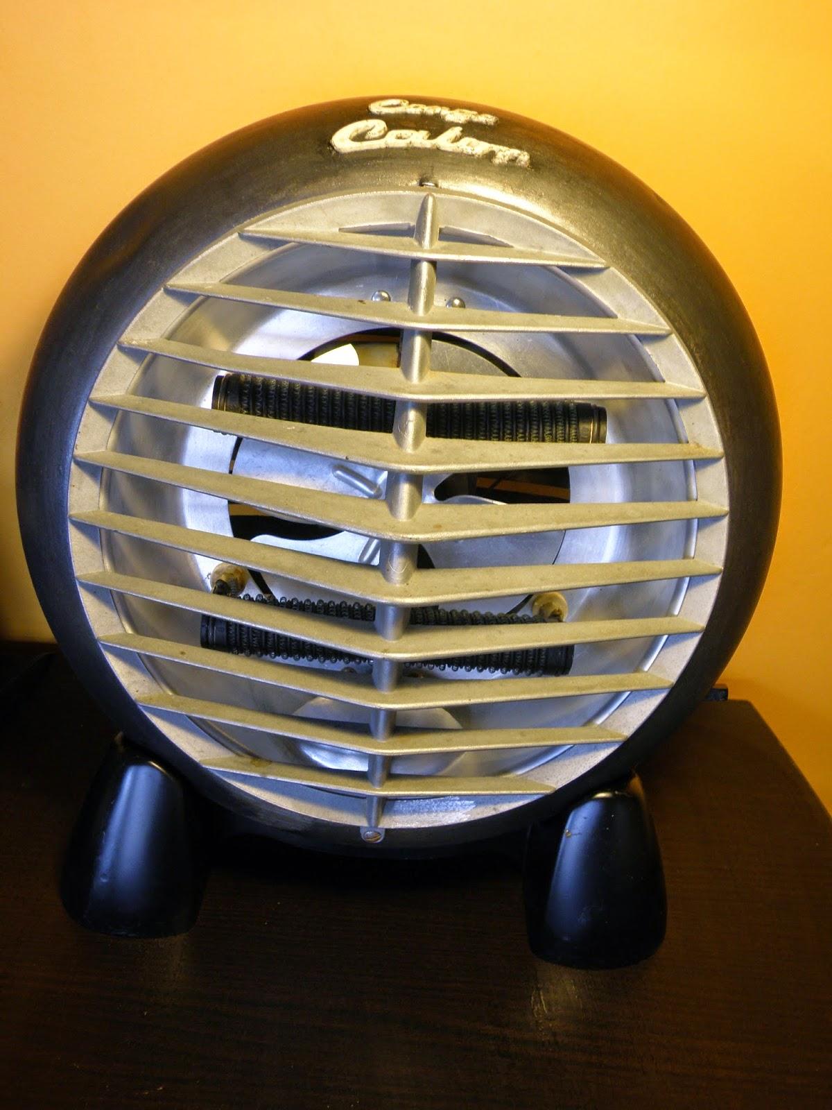 candelabre radiateur vintage calor industriel 1950 graphite. Black Bedroom Furniture Sets. Home Design Ideas