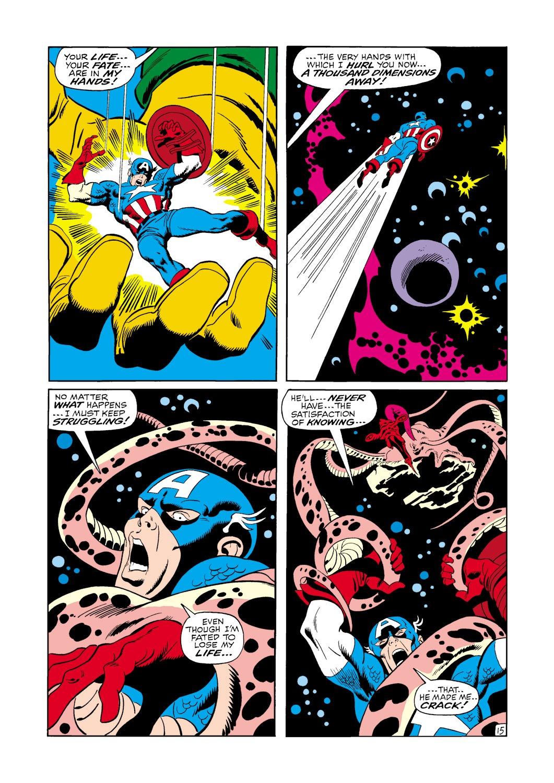 Captain America (1968) Issue #115 #29 - English 16