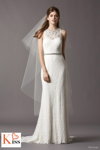 Watters 2013 Spring Lace Wedding Dresses