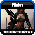 Plinius Female Muscle Artwork Thumbnail Image 5