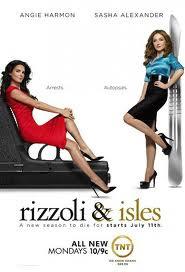Rizzoli & Isles 3×08 Online