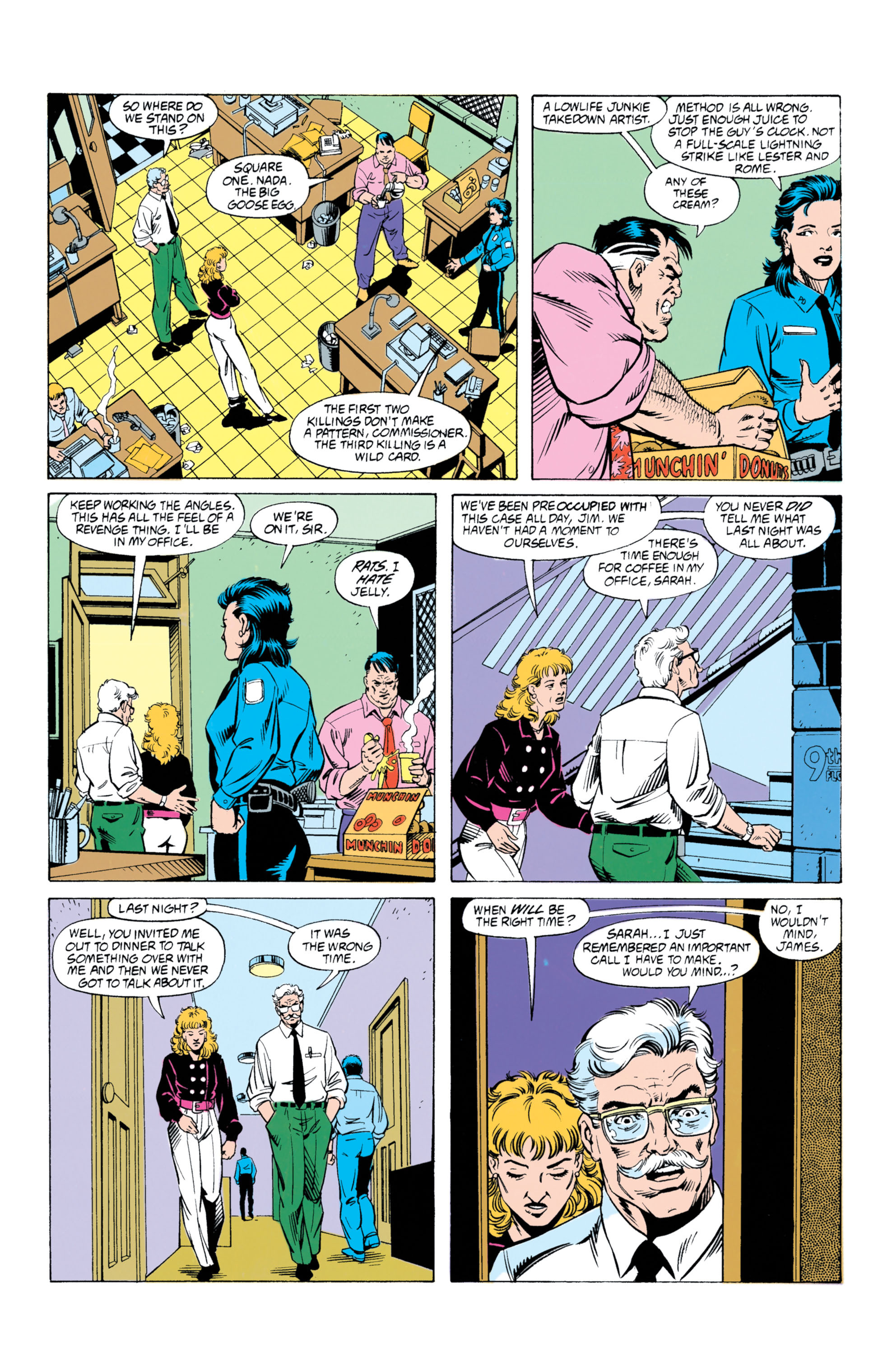 Detective Comics (1937) Issue #645 Page 9