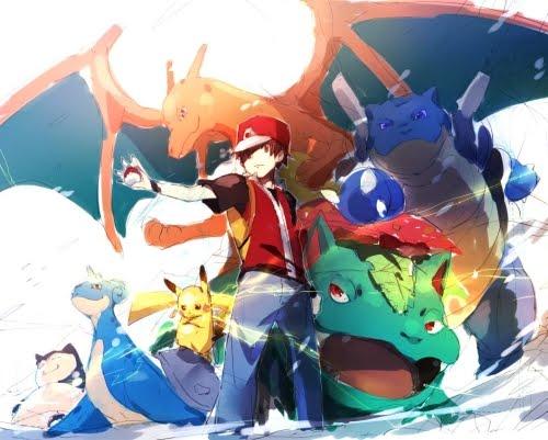 Lista con los Mejores Pokemon del Mundo