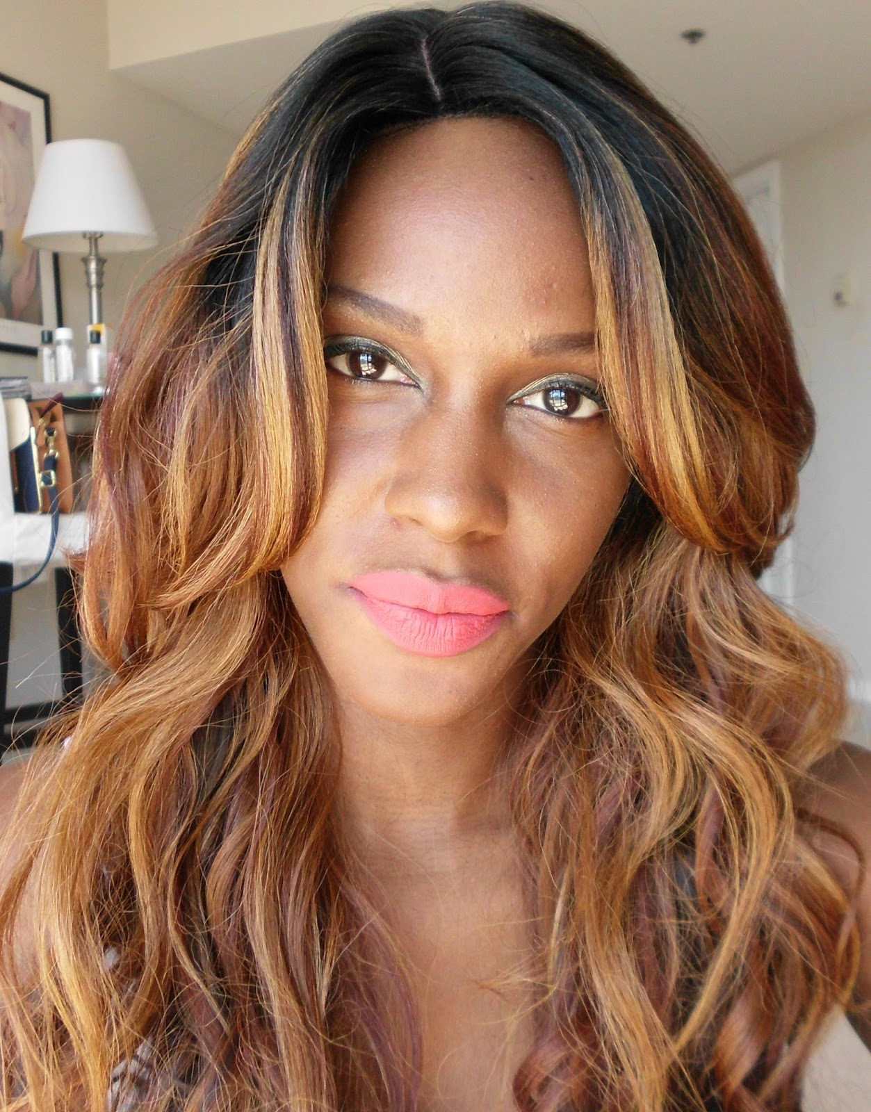 Freetress Equal Deep Invisible Part Lace Front Wig - SUZIE