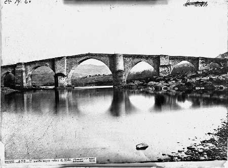 Vistas del Puente en el siglo XIX