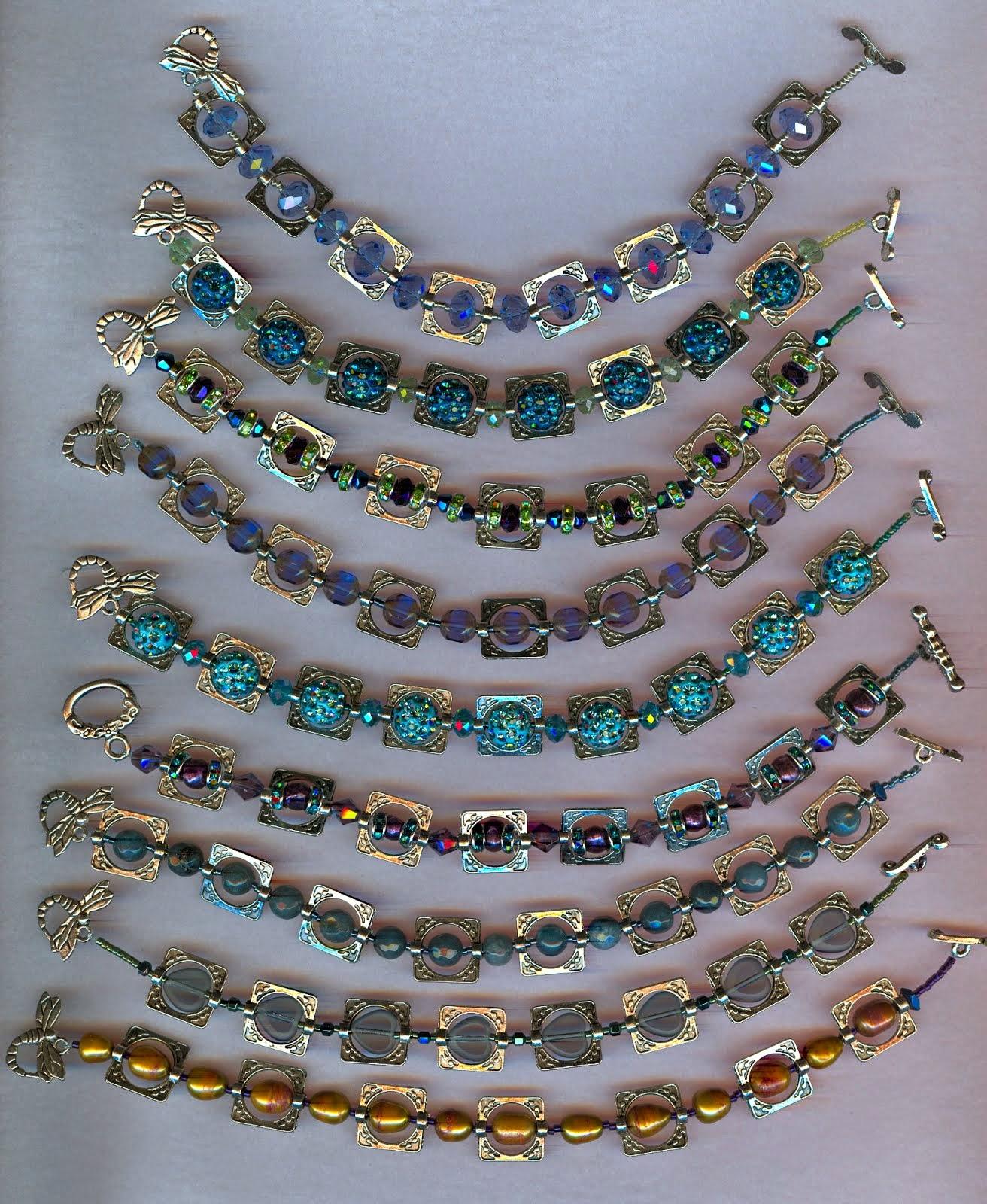 crystal bracelet's