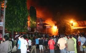 Pasar Baledono Purworejo Kebakaran Aku Terkejut Mendengarnya
