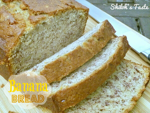 The Best Banana Bread You Will Ever Eat