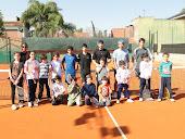 Escuela de Tenis de WEST OPEN de Ituzaingó