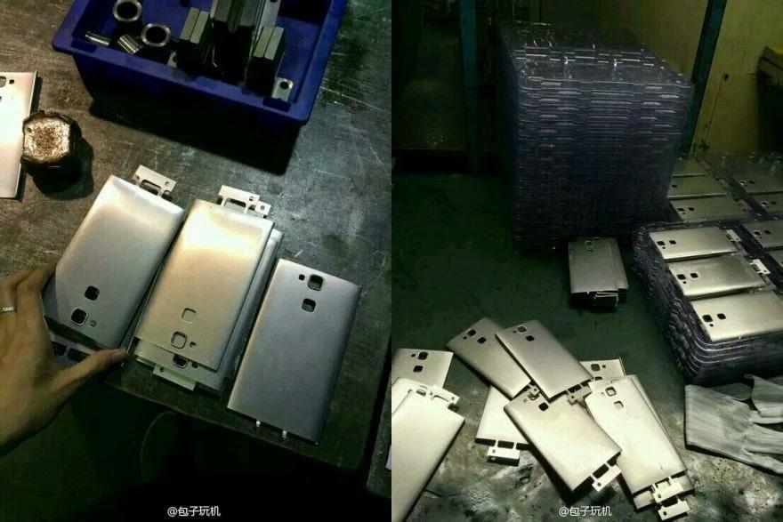 Huawei'den Metal Tasarım