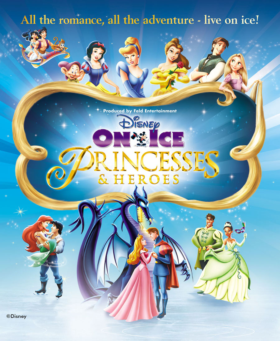 disney on ice princesses and heroes hello welcome to