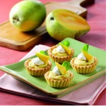 Resep Kue Pie Mangga And Almond