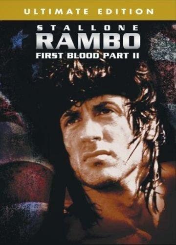 Rambo: First Blood Part II (1985) Bluray 720p