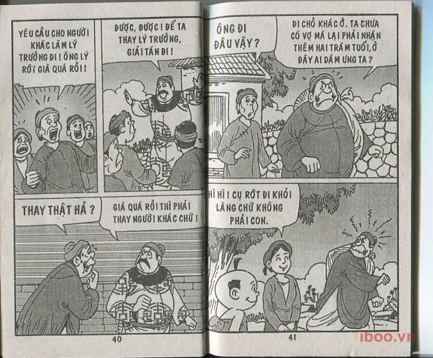 Truyện tranh Trạng Quỷnh Tập 200 trang 20