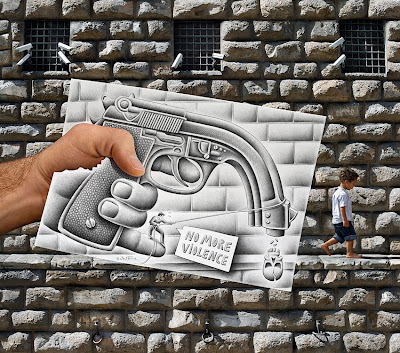 Artwork of artist Ben Heine
