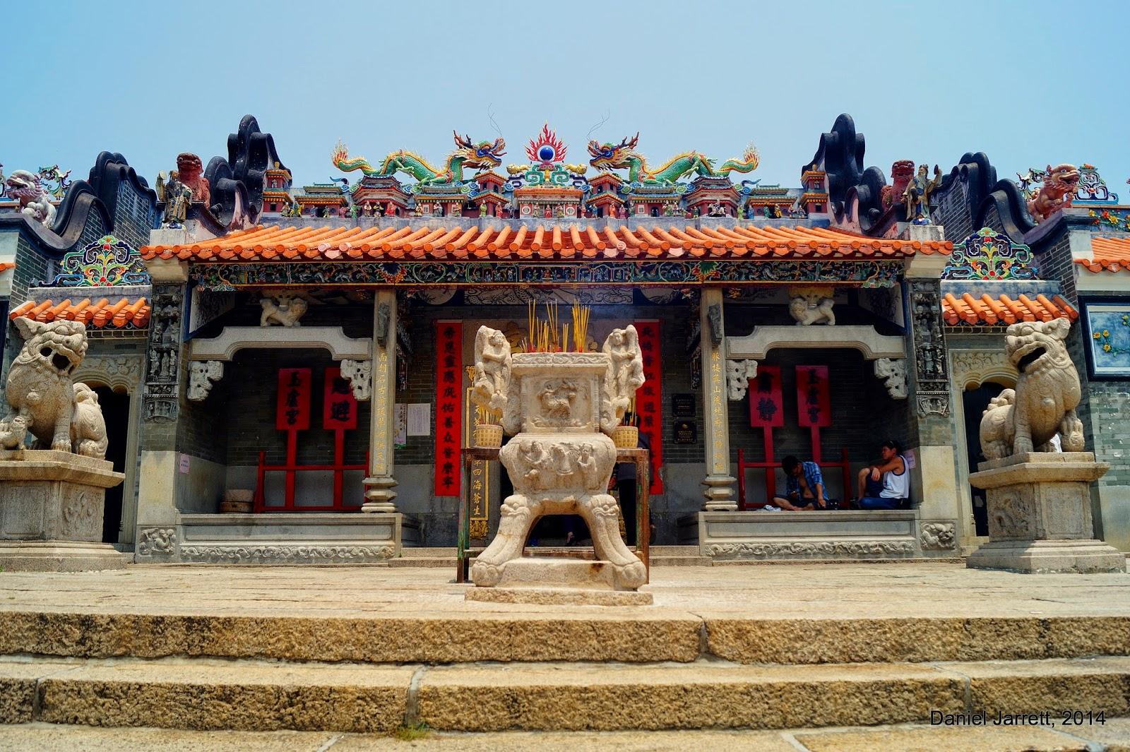 Cheung Chau Pak Tai Temple