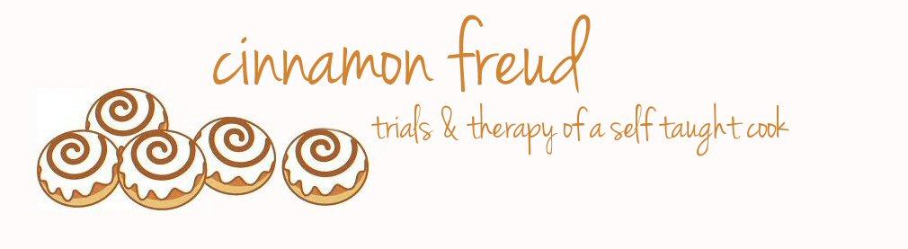 Cinnamon Freud
