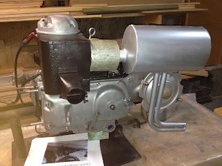 Heinkel Car Engine