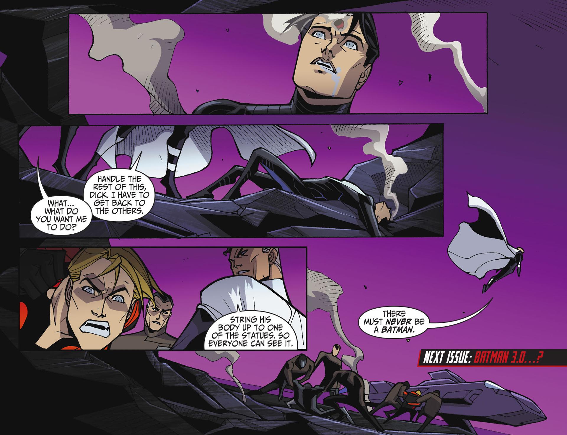 Batman Beyond 2.0 Issue #21 #21 - English 22