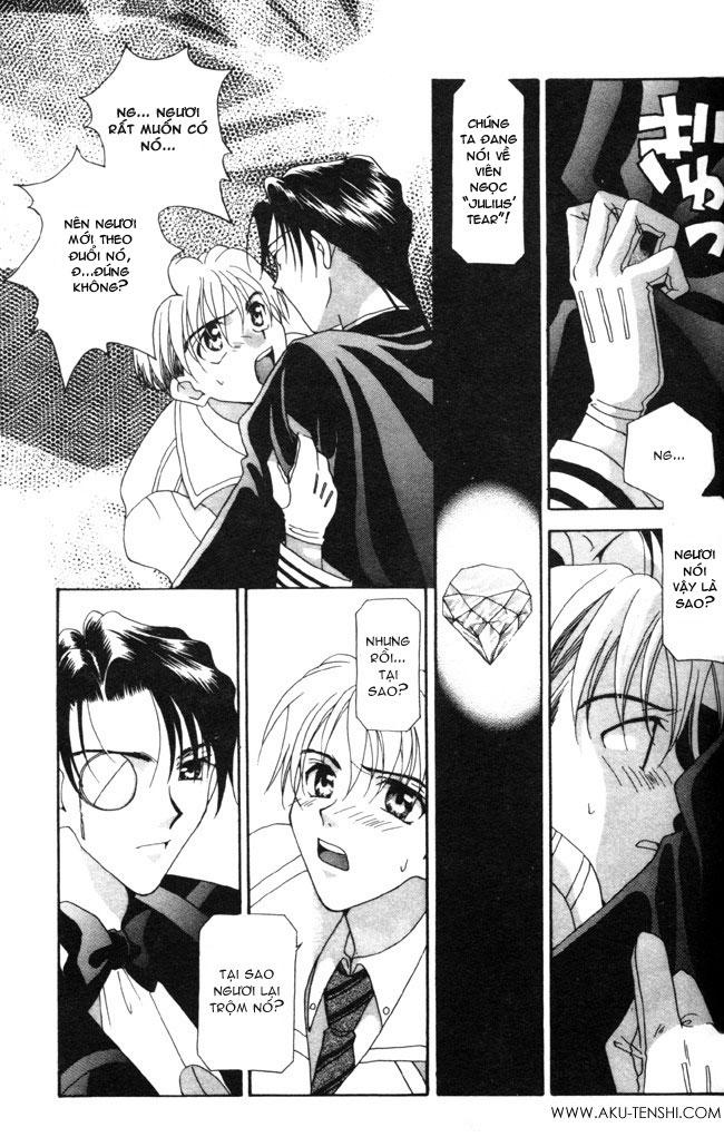 Dorobou to Keiji Chapter 1 - Trang 21