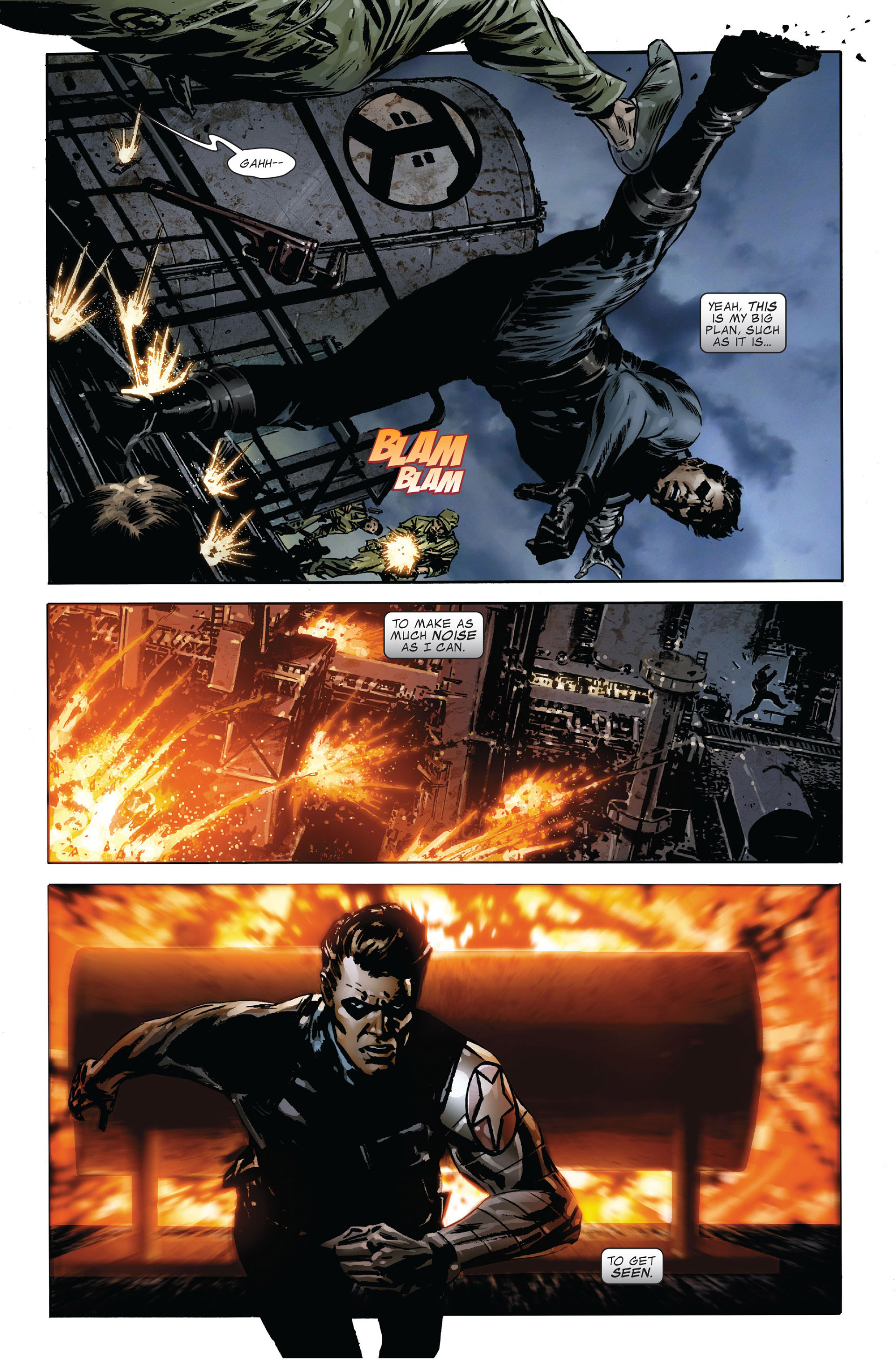 Captain America (2005) Issue #47 #47 - English 4