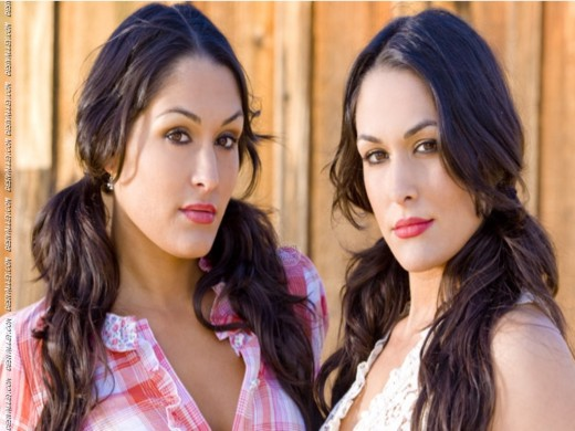 Bella Twins Hot and SExy