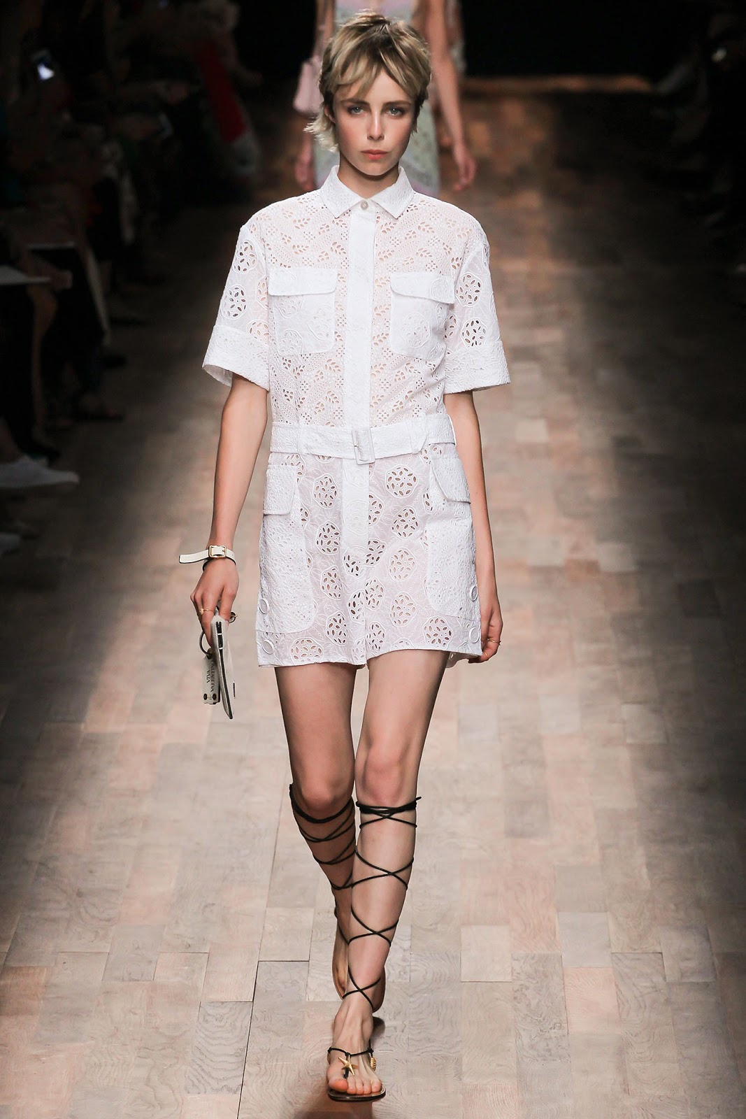 spring/summer 2015 trends / shirtdress / history of shirt dress / valentino spring 2015 / via fashioned by love british fashion blog