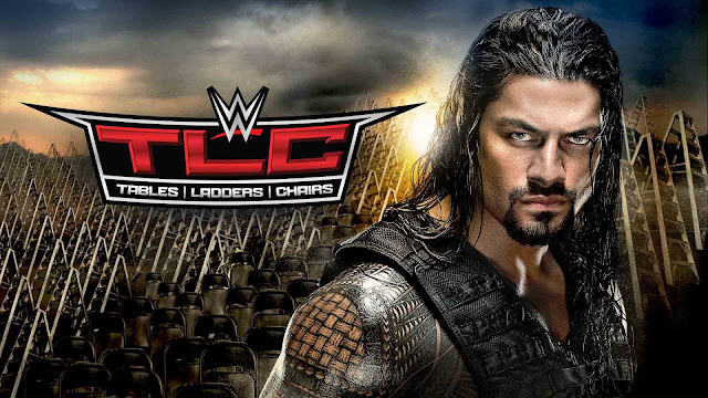 WWE TLC December 2015 Full Show Watch Online