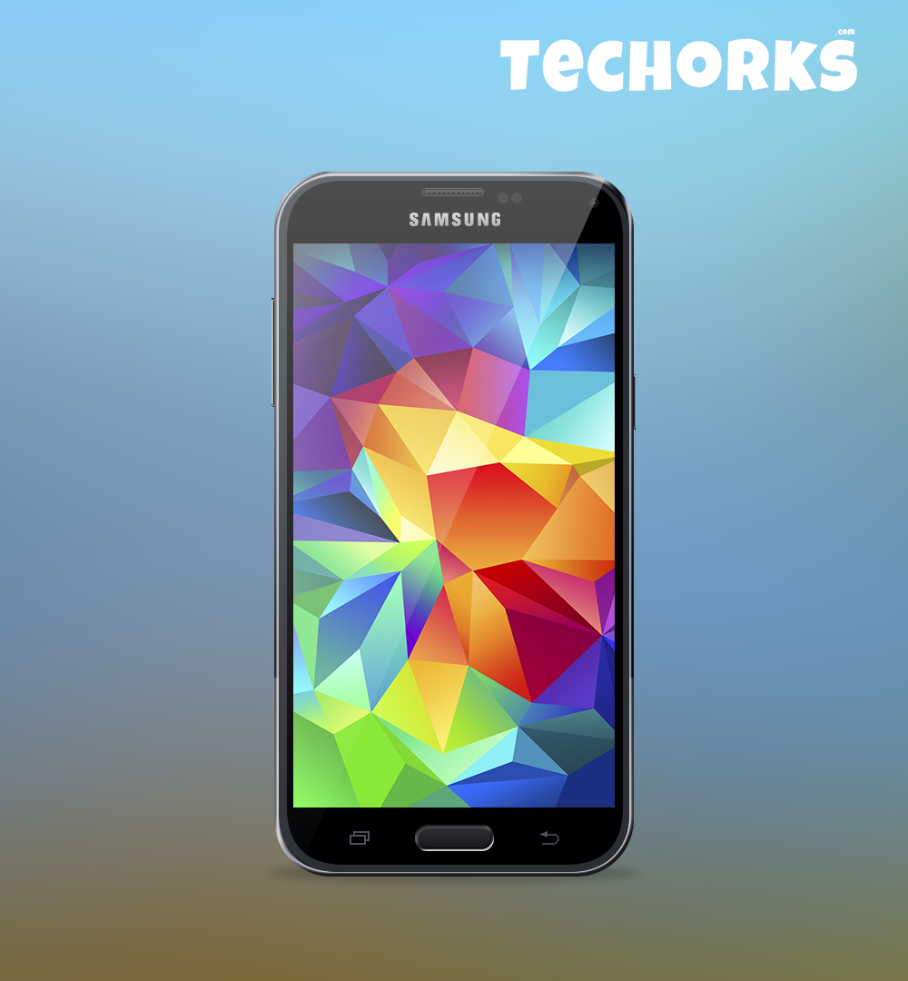 Like The Samsung Galaxy S5 Wallpaper? Here's How to Download It