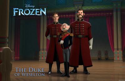 El Duque de Weselton - Frozen