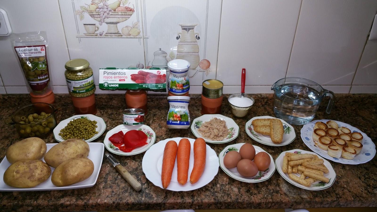 Ensaladilla rusa la cocina tradicional de cambalache3 for Cocina tradicional