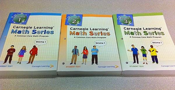 carnegie learning online