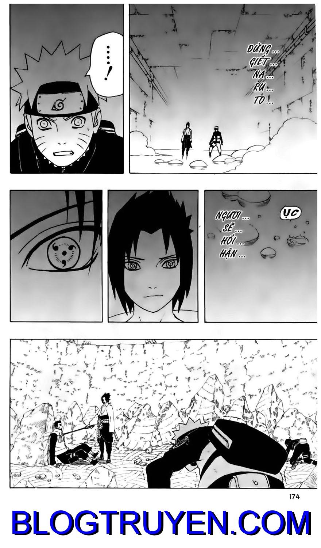 Naruto chap 309 Trang 5 - Mangak.info