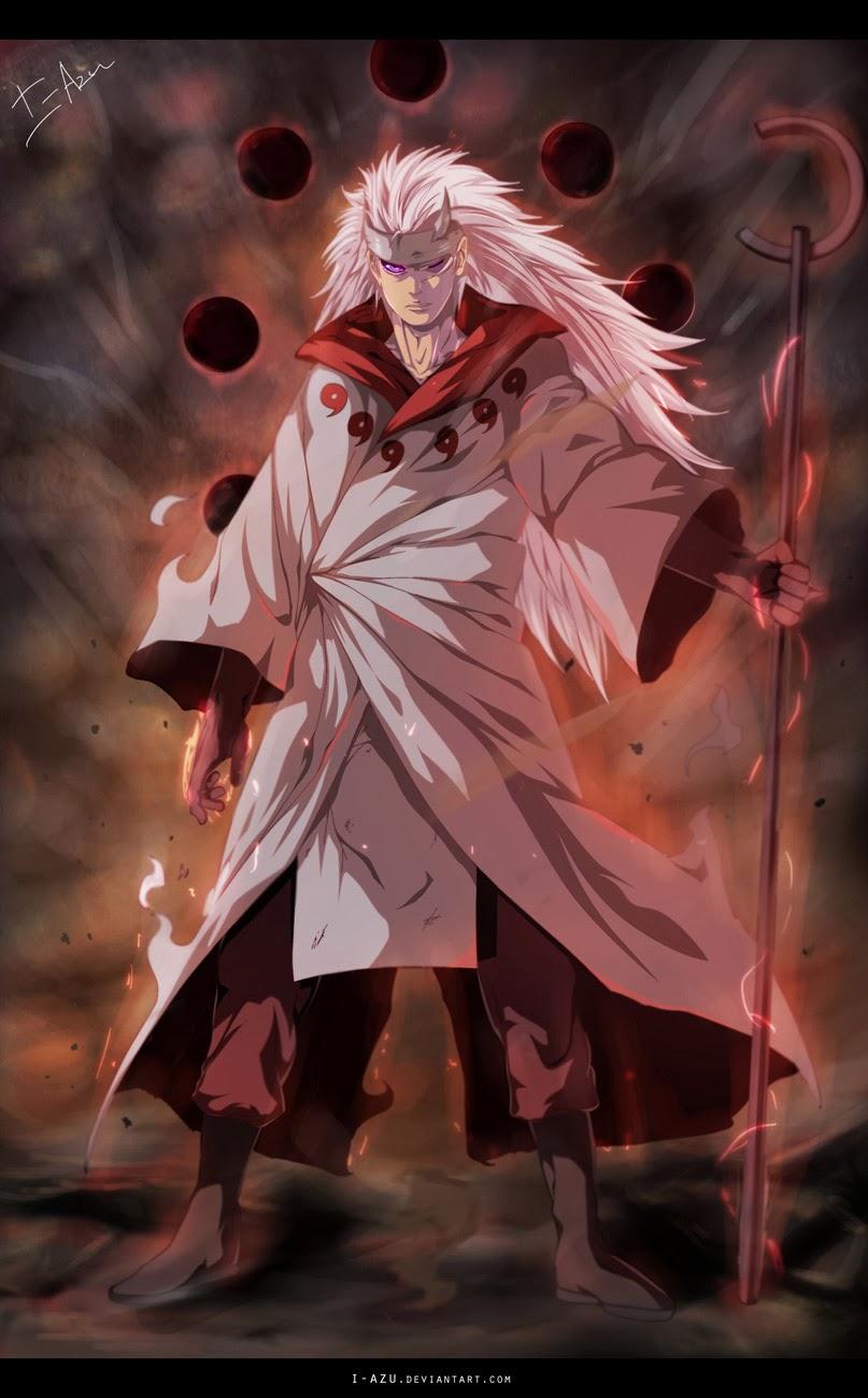 Naruto chap 664 Trang 17 - Mangak.info
