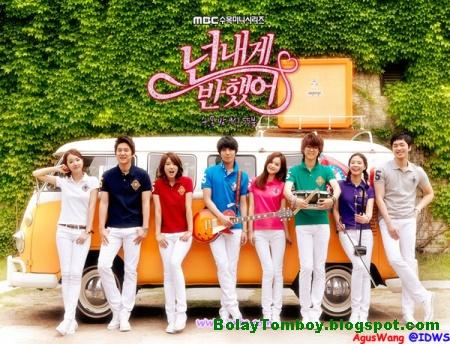 Foto Pemain Heartstrings Korea Drama (Falling in Love)